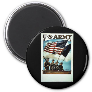 Wwii Army Recruit Magnet