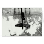 WWII B-17 Friendly Fire Incident no.1 Card