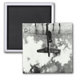 WWII B-17 Friendly Fire Incident No.1 Refrigerator Magnet