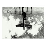 WWII B-17 Friendly Fire Incident no.1 Post Cards