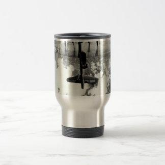 WWII B-17 Friendly Fire Incident no.1 Travel Mug