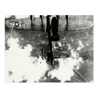 WWII B-17 Friendly Fire Incident no.2 Postcard