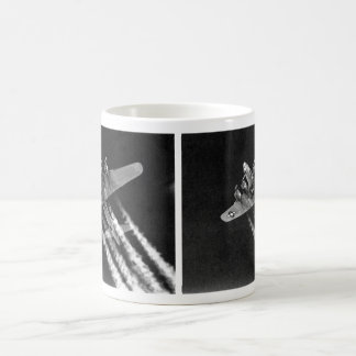 WWII B-17 in flight Coffee Mug