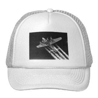 WWII B-17 in flight Trucker Hats