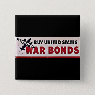 Wwii Bonds12 Button