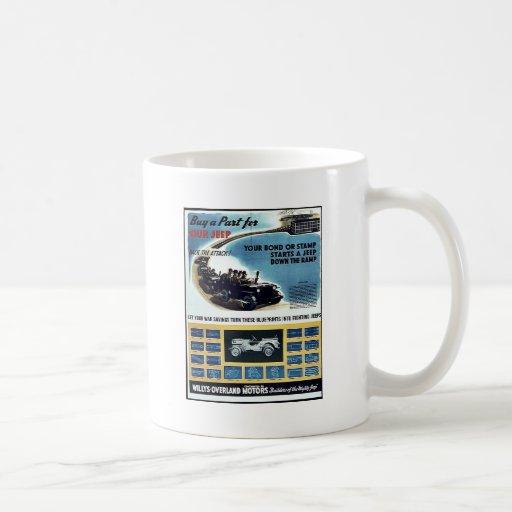 Wwii Bonds19 Classic White Coffee Mug