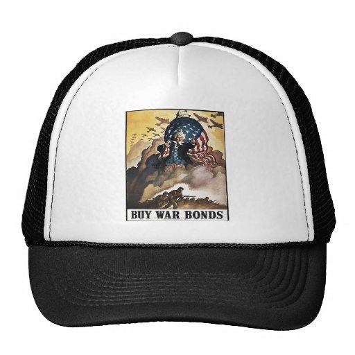 Wwii Bonds21 Gorros Bordados