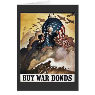 Wwii Bonds21 Tarjetas