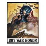 Wwii Bonds21 Tarjetas Postales