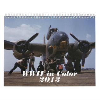 WWII Calendar - 2013