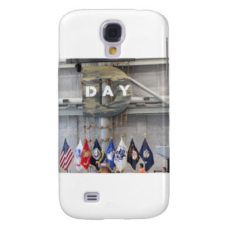 WWII D-Day Sign Samsung Galaxy S4 Cases