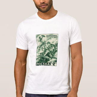 WWII Defenders of Warsaw T-shirt