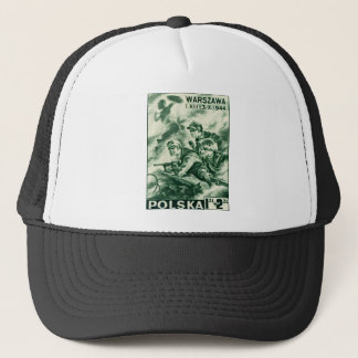 WWII Defenders of Warsaw Trucker Hat