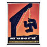 Wwii Dont Talk5 Flyer Design