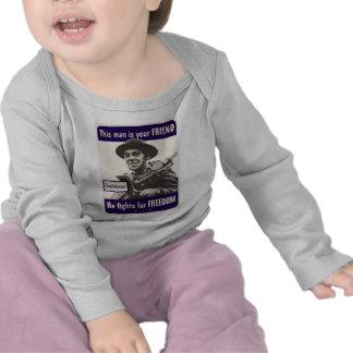 WWII Englishman Tee Shirt