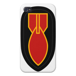 WWII EOD COVER FOR iPhone 4