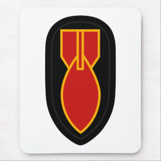 WWII EOD MOUSE PAD