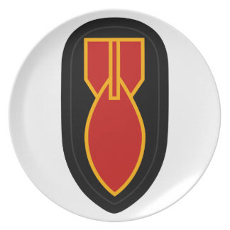 WWII EOD PLATE