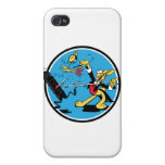 WWII EOD Rabbit Case For iPhone 4