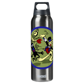 WWII EOD Rabbit Insulated Water Bottle