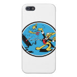 WWII EOD Rabbit iPhone 5 Covers