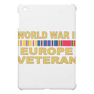 WWII Europe Veteran iPad Mini Case