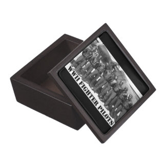 WWII FIGHTER PILOTS PREMIUM JEWELRY BOXES