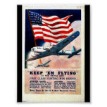 Wwii Flying1 Posters