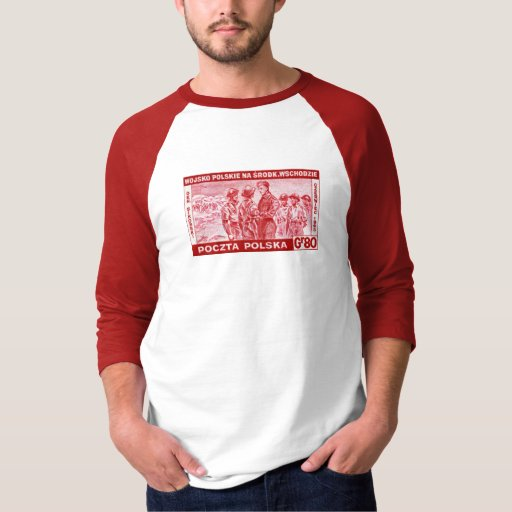 WWII General Sikorski T Shirt