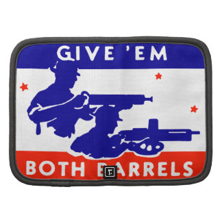 WWII Give 'em Both Barrels Planners