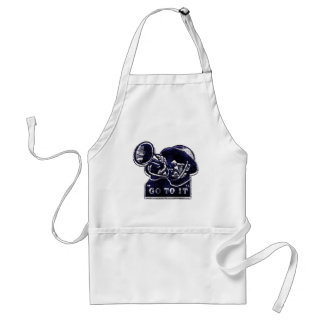WWII Go to it ! Adult Apron