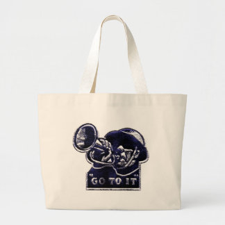 WWII Go to it ! Tote Bag