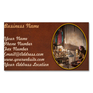 WWII - I'll pray for you 1944 Business Card Magnet