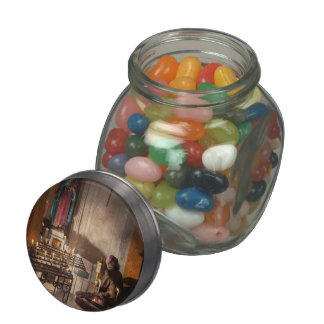 WWII - I'll pray for you 1944 Glass Jar