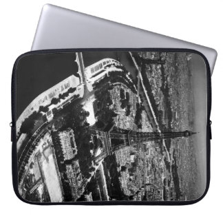 WWII Liberated Paris Laptop Computer Sleeves