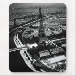WWII Liberated Paris Mouse Pads