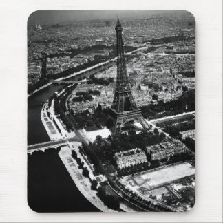 WWII Liberated Paris Mouse Pad