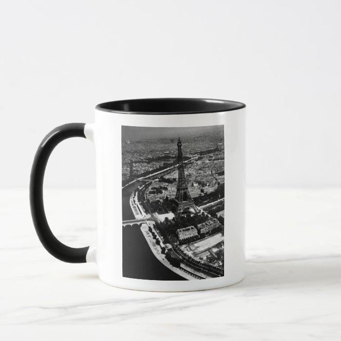 WWII Liberated Paris Mug