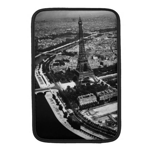 WWII Liberated Paris Sleeve For MacBook Air