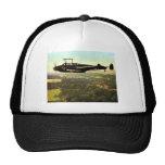 WWII Low Flying German ME-110 Trucker Hat