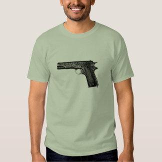 WWII M1911 Pistol T Shirt