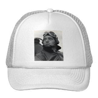 WWII Marine Corps Ace Major John Smith Trucker Hat