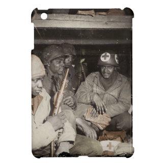 WWII Medics Waiting iPad Mini Covers