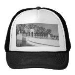 WWII Memorial b&w Trucker Hats