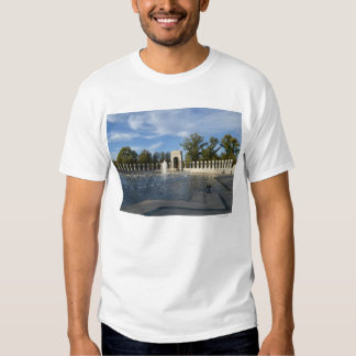 WWII Memorial Fountain. Atlantic Side Shirts