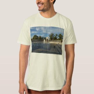 WWII Memorial Fountain. Atlantic Side Tee Shirt