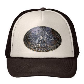 WWII Memorial Seal Trucker Hat