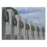 WWII Memorial Wreaths I in Washington DC Tissue Paper