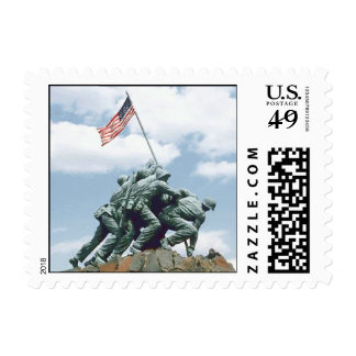 WWII Monument Postage