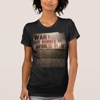 WWII Newspaper T-Shirt